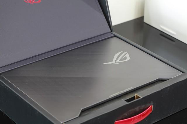 Đánh giá chi tiết laptop Gaming ROG Strix Scar II GL504: Vô địch trong phân khúc cận cao cấp - Ảnh 4.