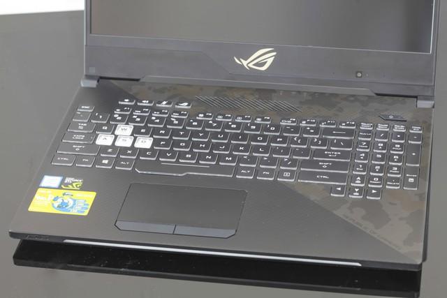 Đánh giá chi tiết laptop Gaming ROG Strix Scar II GL504: Vô địch trong phân khúc cận cao cấp - Ảnh 8.