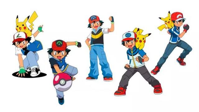 14 điều chưa kể về Ash Ketchum, nhân vật chính trẻ mãi không già của Pokemon (P.1) - Ảnh 6.