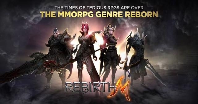RebirthM: Game mobile nhập vai tuyệt phẩm sẽ làm tái sinh cả thể loại này - Ảnh 1.