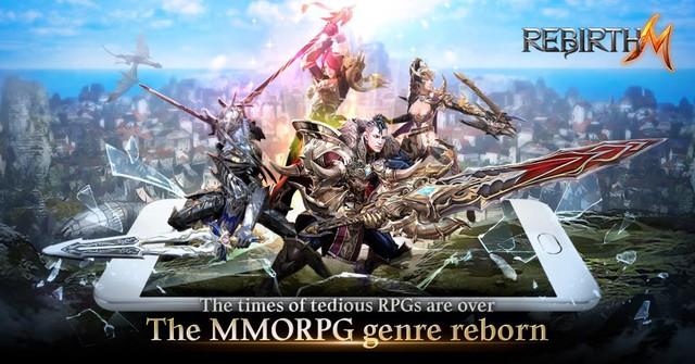 RebirthM: Game mobile nhập vai tuyệt phẩm sẽ làm tái sinh cả thể loại này - Ảnh 4.