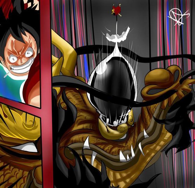 One Piece: Không chỉ Luffy, Law cũng bị Kaido đánh bại và cả hai sẽ hội ngộ Kid trong ngục? - Ảnh 2.