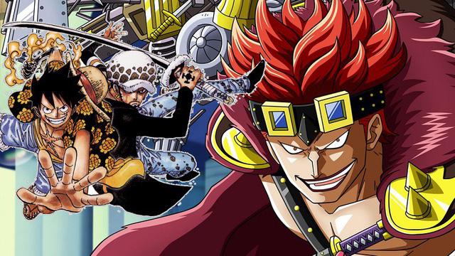 One Piece: Không chỉ Luffy, Law cũng bị Kaido đánh bại và cả hai sẽ hội ngộ Kid trong ngục? - Ảnh 7.