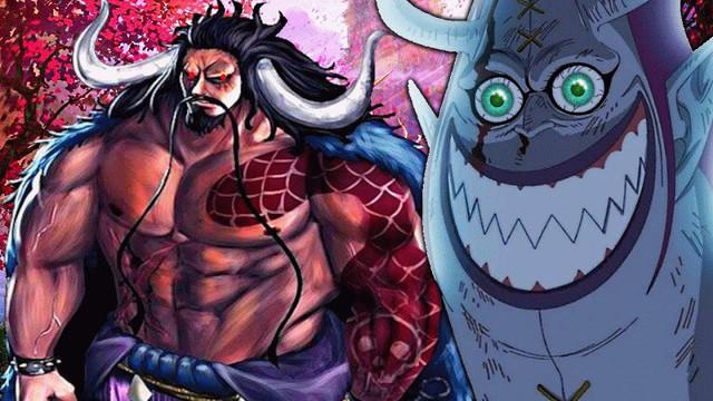 One Piece: 10 sự thật thú vị về Kaido – Tứ Hoàng hạ gục Luffy chỉ với... một đòn - Ảnh 1.