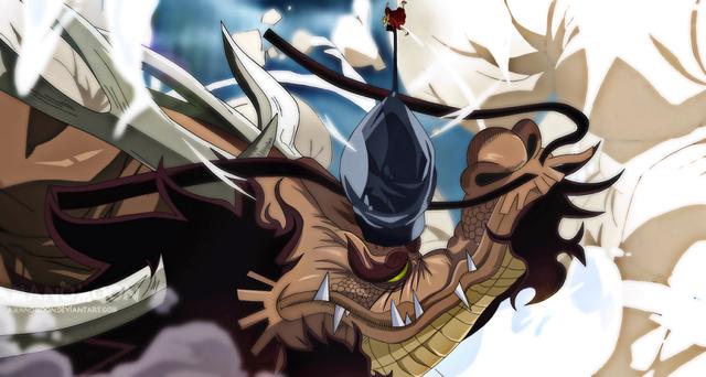 One Piece: Luffy sẽ trở thành Tổng chỉ huy lãnh đạo các Samurai mạnh mẽ của Wano chống lại Kaido? - Ảnh 1.