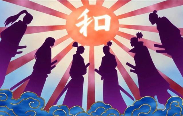 One Piece: Luffy sẽ trở thành Tổng chỉ huy lãnh đạo các Samurai mạnh mẽ của Wano chống lại Kaido? - Ảnh 3.