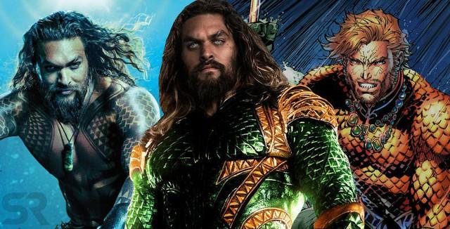 Aquaman bất ngờ tung poster mới, nhưng điều khiến người hâm mộ phấn khích lại là Mera, nữ thủy thần tóc đỏ gợi cảm - Ảnh 1.