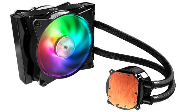 Đánh giá tản nhiệt Cooler Master MasterLiquid ML120R RGB - Đã ngon lại còn đẹp - Ảnh 2.