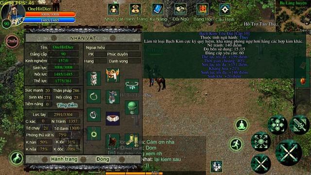 Game thủ Võ Lâm Việt Mobile: Server ổn định rồi hẵng đòi kiếm tiền - Ảnh 2.
