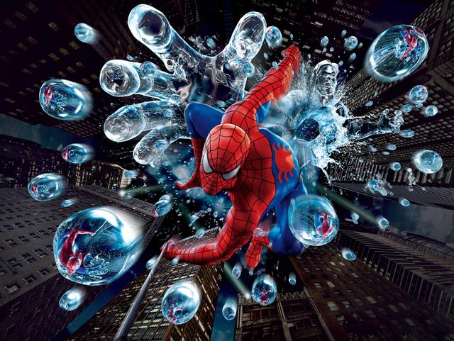 Không phải Mysterio, Hydro-Man mới chính là phản diện chính trong Spider-Man: Far From Home - Ảnh 3.