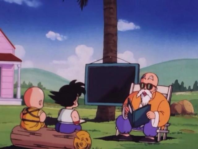 Trong cuộc đời mình, Goku có tất cả bao nhiêu sư phụ? - Ảnh 2.