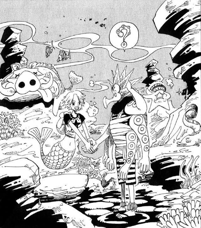 17 câu chuyện thú vị ít người để ý về trang tiêu đề của One Piece (Phần 1) - Ảnh 4.