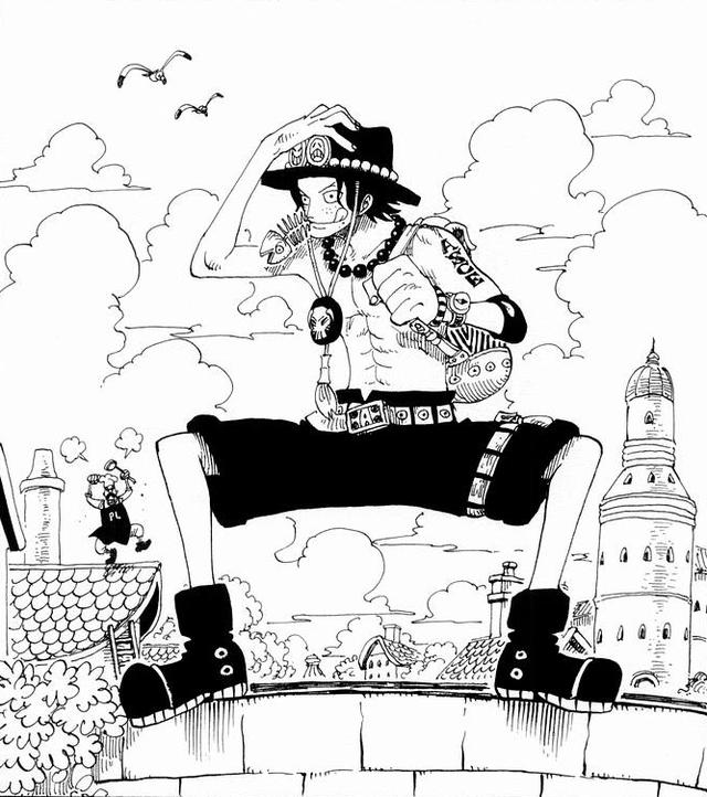 17 câu chuyện thú vị ít người để ý về trang tiêu đề của One Piece (Phần 1) - Ảnh 6.