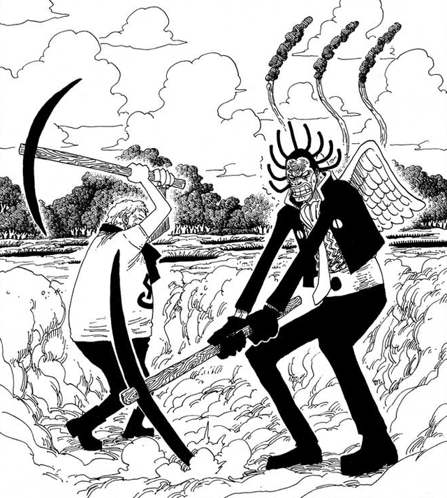 17 câu chuyện thú vị ít người để ý về trang tiêu đề của One Piece (Phần 1) - Ảnh 7.