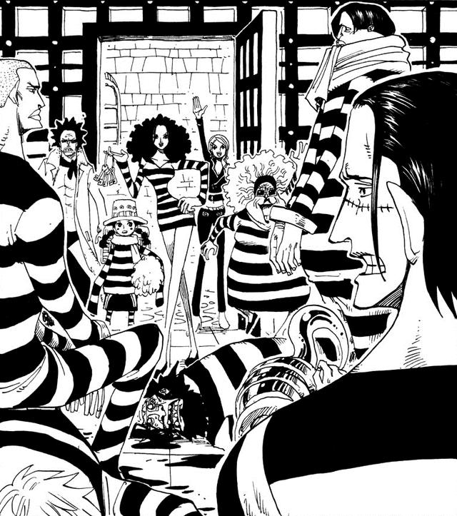 17 câu chuyện thú vị ít người để ý về trang tiêu đề của One Piece (Phần 1) - Ảnh 8.