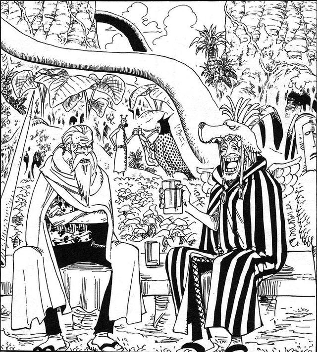 17 câu chuyện thú vị ít người để ý về trang tiêu đề của One Piece (Phần 1) - Ảnh 9.
