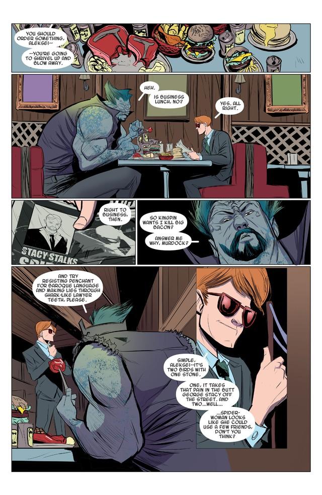 Ít người biết rằng, cô nàng xinh đẹp Spider-Gwen từng có một quá khứ đau thương khi tự tay hạ sát Peter Parker - Ảnh 4.