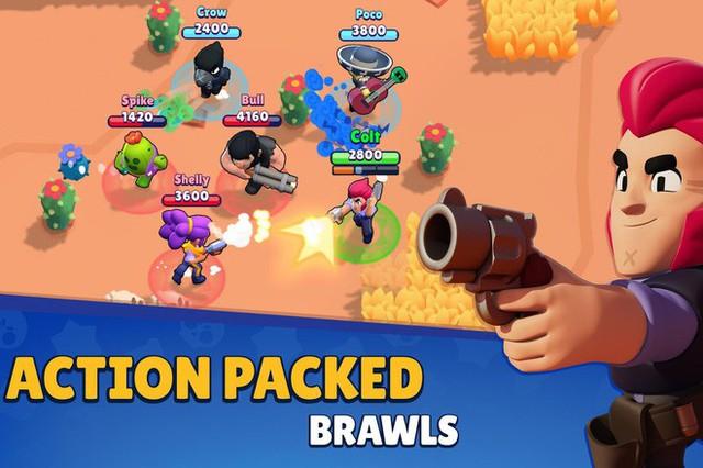 Cha đẻ Clash of Clans ra mắt tựa game bắn súng 3v3 vui nhộn, miễn phí trên iOS và Android - Ảnh 1.