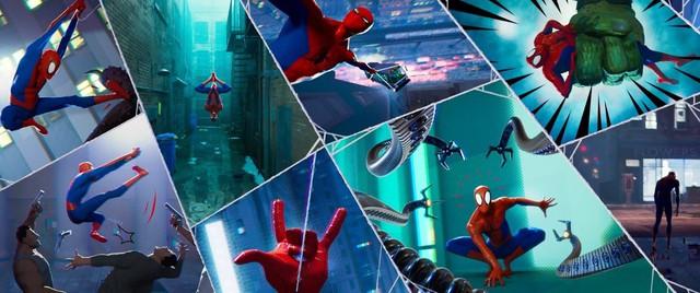 Người Nhện: Vũ Trụ Mới xác lập kỷ lục doanh thu mở màn phim hoạt hình cao nhất tháng 12 - Ảnh 1.