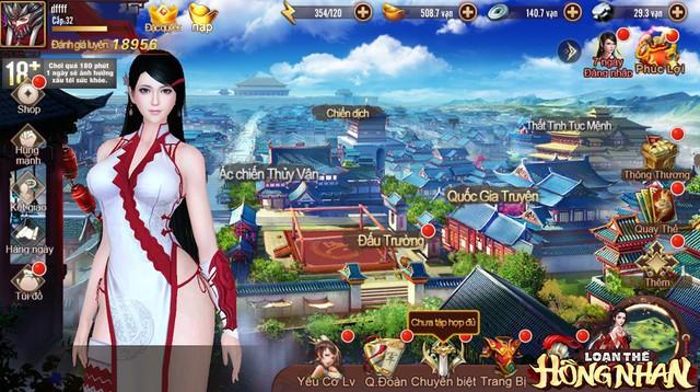 Loạn Thế Hồng Nhan - Siêu phẩm 3D đánh dấu bước ngoặt dòng game thẻ tướng Tam Quốc chuẩn bị ra mắt game thủ Việt - Ảnh 6.