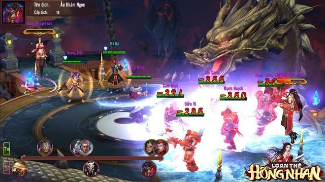 Loạn Thế Hồng Nhan - Siêu phẩm 3D đánh dấu bước ngoặt dòng game thẻ tướng Tam Quốc chuẩn bị ra mắt game thủ Việt - Ảnh 9.