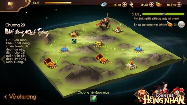 Loạn Thế Hồng Nhan - Siêu phẩm 3D đánh dấu bước ngoặt dòng game thẻ tướng Tam Quốc chuẩn bị ra mắt game thủ Việt - Ảnh 13.