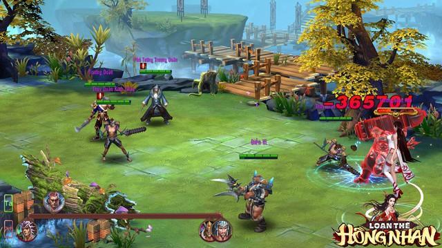 Loạn Thế Hồng Nhan - Siêu phẩm 3D đánh dấu bước ngoặt dòng game thẻ tướng Tam Quốc chuẩn bị ra mắt game thủ Việt - Ảnh 18.