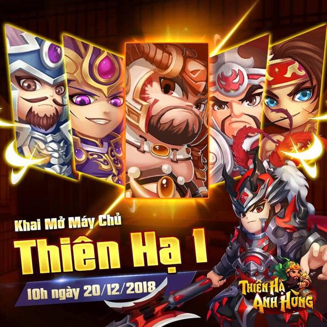 Được tặng free tướng thần Bàng Thống, 500 anh em Thiên Hạ Anh Hùng quyết tâm tìm con đường mới, build toàn đội hình lạ hoắc - Ảnh 1.
