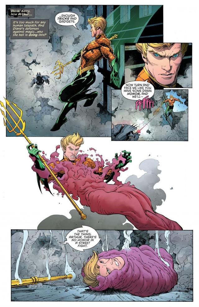 Nếu so tài với nhau, liệu Aquaman sẽ ăn được siêu anh hùng nào trong Liên Minh Công Lý? - Ảnh 4.