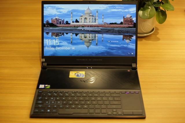 Trải nghiệm Asus ROG Zephyrus S GX531 - Laptop gaming mỏng nhẹ vẫn mạnh mẽ chiến game khỏe như trâu - Ảnh 2.