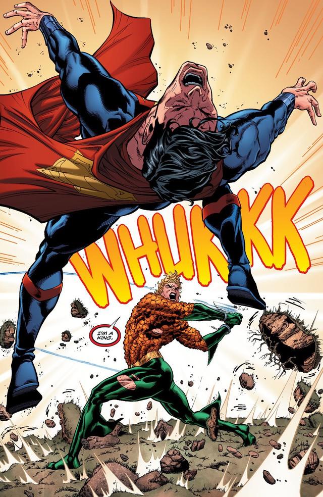 Nếu so tài với nhau, liệu Aquaman sẽ ăn được siêu anh hùng nào trong Liên Minh Công Lý? - Ảnh 2.