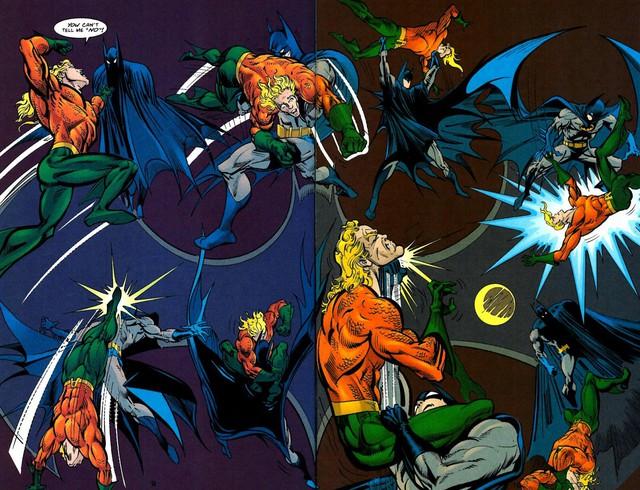 Nếu so tài với nhau, liệu Aquaman sẽ ăn được siêu anh hùng nào trong Liên Minh Công Lý? - Ảnh 3.