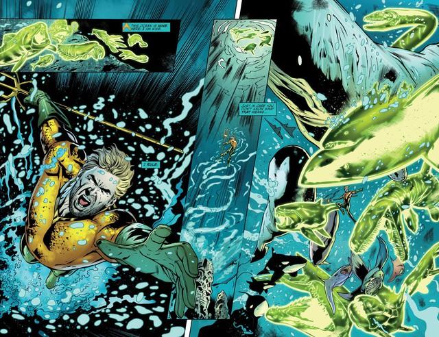 Nếu so tài với nhau, liệu Aquaman sẽ ăn được siêu anh hùng nào trong Liên Minh Công Lý? - Ảnh 9.