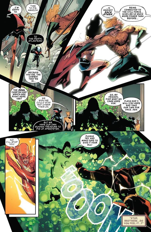 Nếu so tài với nhau, liệu Aquaman sẽ ăn được siêu anh hùng nào trong Liên Minh Công Lý? - Ảnh 7.