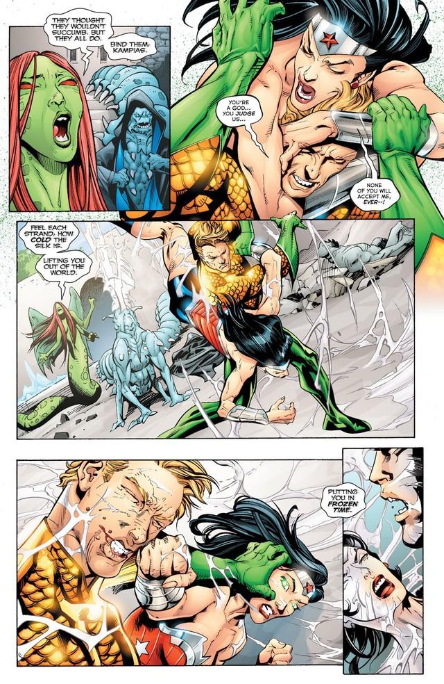 Nếu so tài với nhau, liệu Aquaman sẽ ăn được siêu anh hùng nào trong Liên Minh Công Lý? - Ảnh 6.