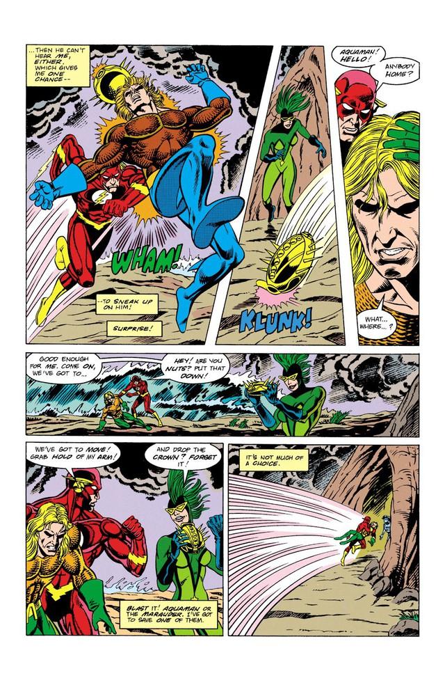 Nếu so tài với nhau, liệu Aquaman sẽ ăn được siêu anh hùng nào trong Liên Minh Công Lý? - Ảnh 8.