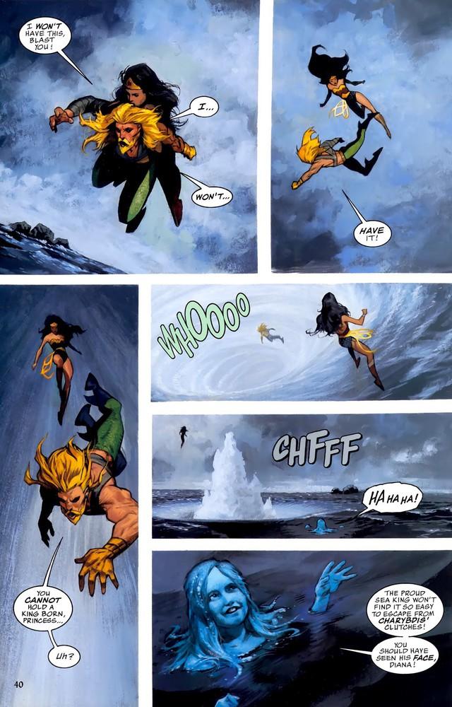 Nếu so tài với nhau, liệu Aquaman sẽ ăn được siêu anh hùng nào trong Liên Minh Công Lý? - Ảnh 5.