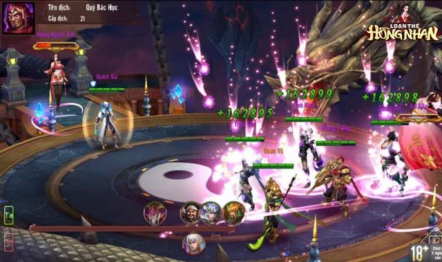 Chảy máu mũi với tựa game cho phép game thủ cưới Điêu Thuyền, Đại Kiều, Chân Cơ và nhiều mỹ nhân khác về làm thiếp - Ảnh 7.