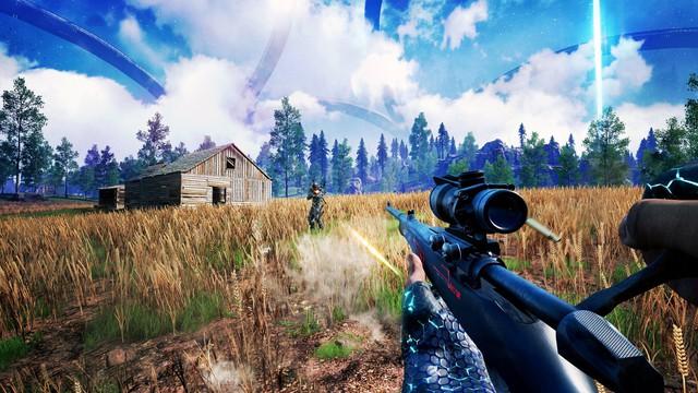 Islands of Nyne - Game Battle Royale đẹp ngất ngây từng vượt mặt PUBG mới mở cửa hoàn toàn miễn phí - Ảnh 2.