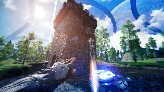 Islands of Nyne - Game Battle Royale đẹp ngất ngây từng vượt mặt PUBG mới mở cửa hoàn toàn miễn phí - Ảnh 3.