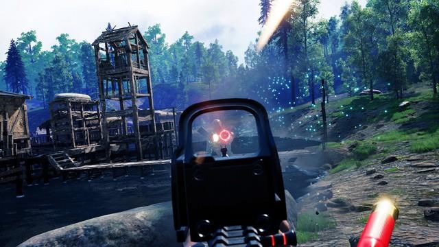 Islands of Nyne - Game Battle Royale đẹp ngất ngây từng vượt mặt PUBG mới mở cửa hoàn toàn miễn phí - Ảnh 5.