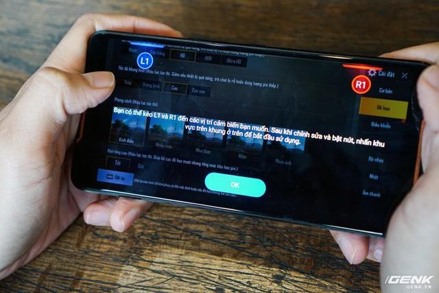 Cảm biến siêu âm trên ROG Phone rất hữu ích cho game thủ, nhưng vẫn còn đó 1 bất cập khiến không ít người khó chịu - Ảnh 2.