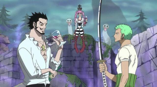 One Piece: Không phải Mihawk, sẽ còn trùm cuối khủng hơn Zoro phải vượt qua nếu muốn trở thành Kiếm sĩ mạnh nhất thế giới? - Ảnh 1.