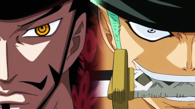 One Piece: Không phải Mihawk, sẽ còn trùm cuối khủng hơn Zoro phải vượt qua nếu muốn trở thành Kiếm sĩ mạnh nhất thế giới? - Ảnh 2.