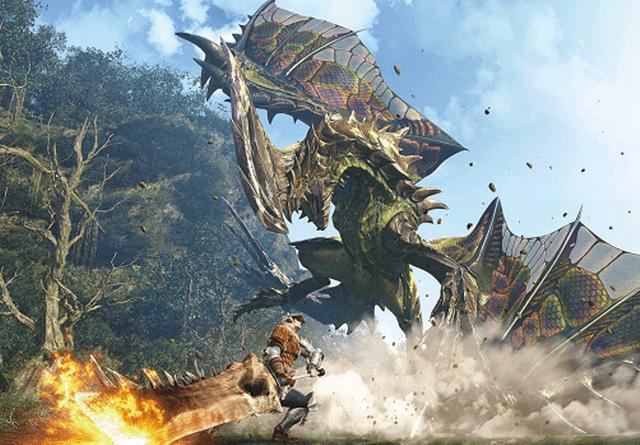 Denuvo lại gục ngã, Monster Hunter: World đã bị crack - Ảnh 1.