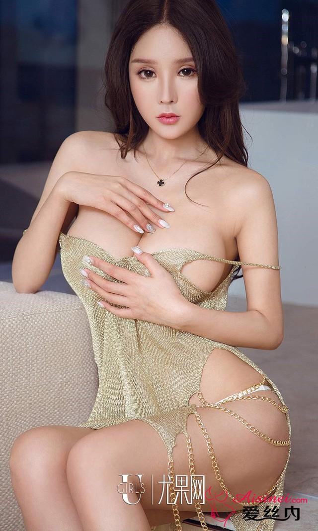Mất máu đầu tuần với bộ ảnh không thể gợi cảm hơn của Miss Perfect Bai Yizhen - Ảnh 13.