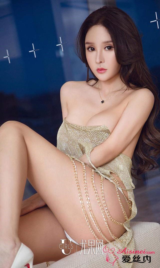 Mất máu đầu tuần với bộ ảnh không thể gợi cảm hơn của Miss Perfect Bai Yizhen - Ảnh 16.