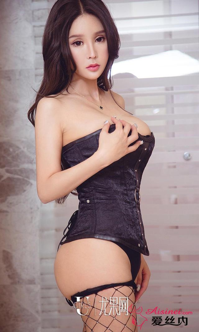 Mất máu đầu tuần với bộ ảnh không thể gợi cảm hơn của Miss Perfect Bai Yizhen - Ảnh 26.