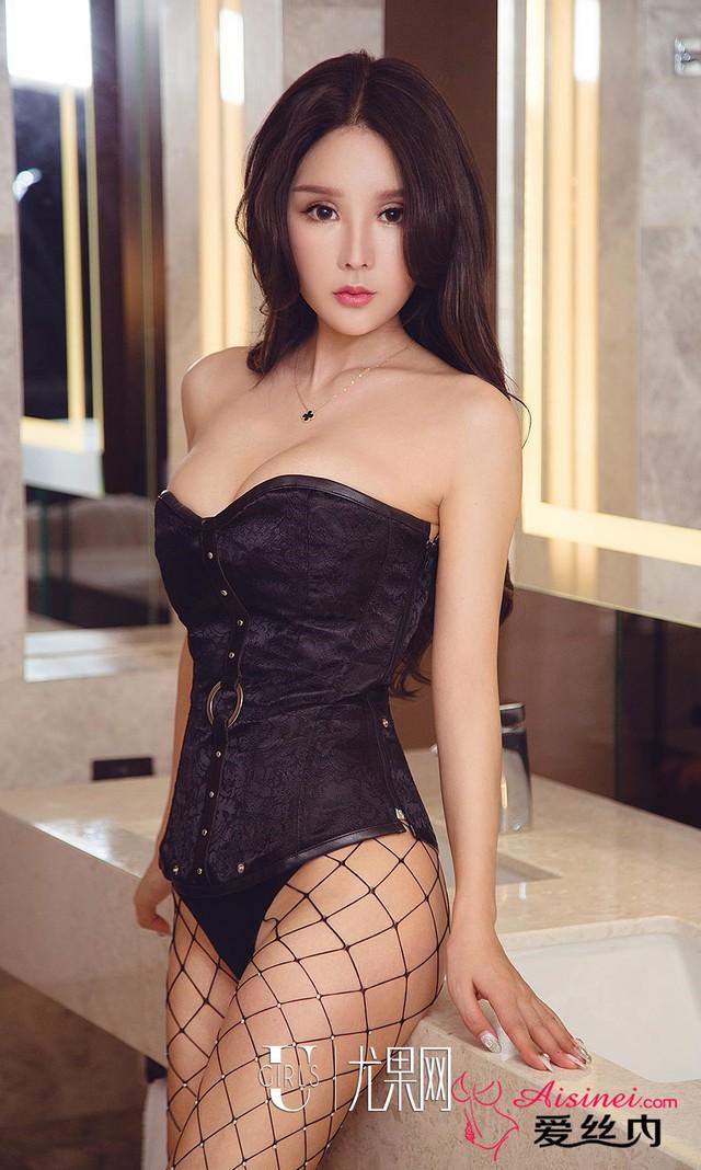 Mất máu đầu tuần với bộ ảnh không thể gợi cảm hơn của Miss Perfect Bai Yizhen - Ảnh 27.