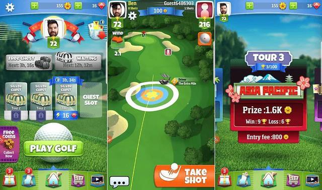 Golf Clash - Game thể thao quý tộc tuyệt hay - Ảnh 4.